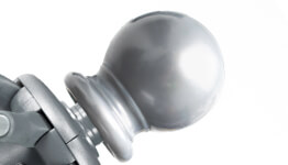 Frankford Classic Ball Finial style option made with high impact TPU copolymer